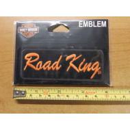 Harley Davidson nášivka Road King k našití EMB065063