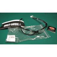 Harley Davidson Clear Sunglasses HDS469BLK-22