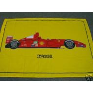 ORIGINÁL Ferrari F1 - velká vlajka