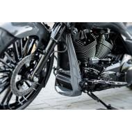 "Spoiler ""AGGRESSOR"" na Harley-Davidson Touring Bagger 2010-2016"