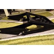 50300192 OEM Black TourPak Rack Harley Davidson 2018-later Sport Glide - used