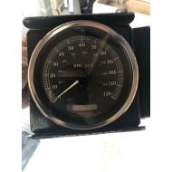 Harley Davidson Tachometer Speedometer Softail 67196-04a - used