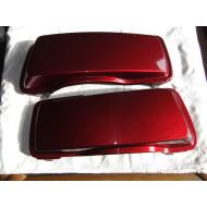 Originál pevná plastová víka bočních kufrů Harley-Davidson