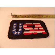 "Biker USA 4"" Patch - used"