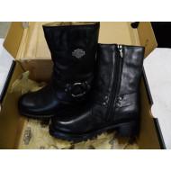 Dámské boty Harley Davidson Ashby harness zip D84187, vel. 35