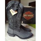 Pánské kovbojské kožené boty Harley Davidson D96021