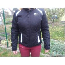Harley Davidson Women Textile Waterproof Riding Jacket, 97219-17EW, Large