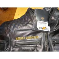 Pánská kožená bunda Harley-Davidson, 115. výročí, 98006-18EM