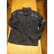 Harley-Davidson Men's Medallion Reflective Riding Jacket, Black. 98082-15VM Medium