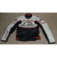 Dámská kožená bunda Harley Davidson Screamin Eagle vel. M použ.