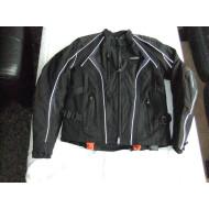 Textilní dámská bunda Harley-Davidson FXRG vel. L, dva v jednom