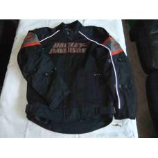 Textilní bunda Harley-Davidson, pánská, vel. M, 98375-12VM/000M