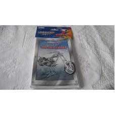 American Chopper Invitation Letters - 8pcs set