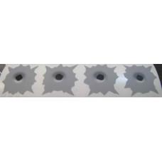 Bullet Hole Decal 4pcs