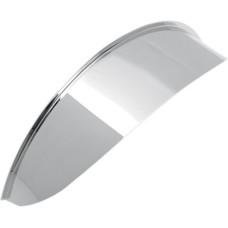 """Chrome Headlight Visor 7"""" Headlight for Harley Touring Softail FLST"""