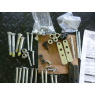 Harley Davidson relokační kit blinkrů pro instalaci kožených brašen 68485-04