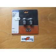 Harley Davidson chromové šrouby na uchycení gumicuků 98185-90T