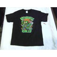Dětské tričko s krátkým rukávem - Milwaukee Rally, vel. XS,S,M