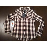 Dámská kostkovaná košile Harley Davidson 96134-17VW, vel. S