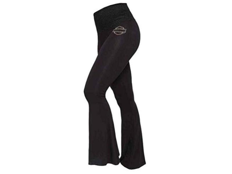 e586f2ef16b4da ... medium Ladies Harley-Davidson Activewear Yoga Leggings Pants, medium.  1500 Brand New ...