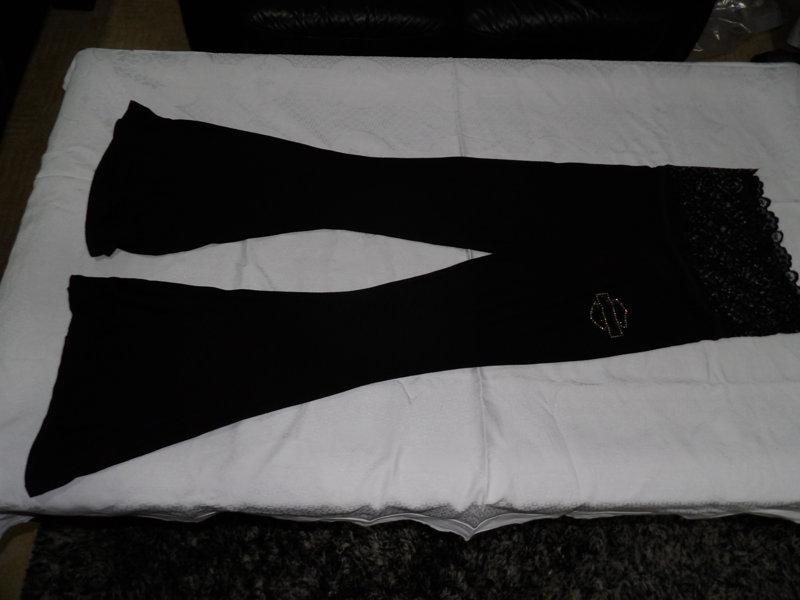 d67302569940df Ladies Harley-Davidson Activewear Yoga Leggings Pants, medium - HDB ...