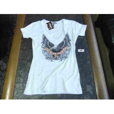 Dámské tričko s krátkým rukávem  Sturgis, vel.L