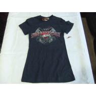 Dámské tričko s krátkým rukávem  Sturgis, vel. S a L