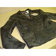 Dámská kožená bunda Harley Davidson 97124-09,vel.L