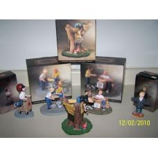 Harley Davidson - Young Rider series figurine