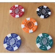 Harley Davidson Poker Chip