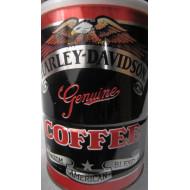 Harley Davidson Coffee Can - opened