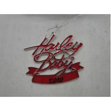 Christmas Ornament Harley Baby 96969-11V