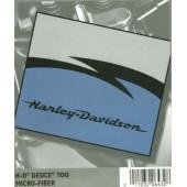 "Harley Davidson Deuce Too Micro-Fiber 60""x50"" Blanket Throw"