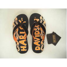 Harley Davidson Childrens Flip Flops D61059