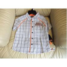 Chlapecká košile - Harley Davidson
