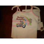 Souprava Harley Davidson pro miminko - 3kusy