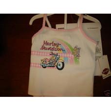 Harley Davidson Infant 3pc Set 18 months