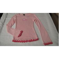 Harley Davidson Girls Pink T-shirt Screamin' Eagle #T0003402