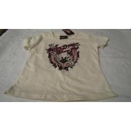 Harley Davidson Girls T-shirt Forever #F9XGA60HD