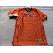 Harley Davidson Orange sports Kids Shirt