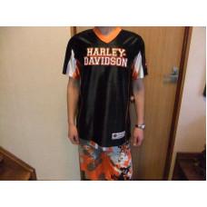 Harley Davidson Black sport Kids Shirt
