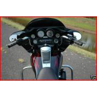 Chromová krytka mezi nádrží a sedlem pro Harley Davidson Touring