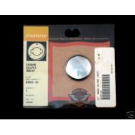 Harley Davidson chromová krytka na brzdový třmen Sportster 44620-04