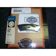 Harley Davidson krytka třmenu brzdy - plamen 44991-05