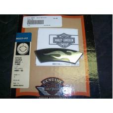Harley Davidson Caliper Insert - Flames 44991-05