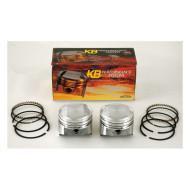 "Harley piston / ring kit +.010 EVO 84-UP 1340CC 80"" CID"