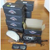 Harley Davidson brýle na řízení ve dne Journey 97385-07V