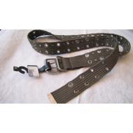 Military dámský textilní pásek Harley Davidson - 97705-09VW