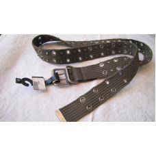 Harley Davidson Military Women's Textile Belt - 97705-09VW