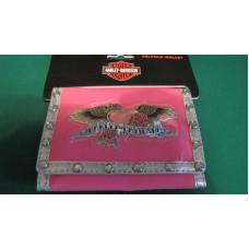 Harley Davidson Women's pink Wallet